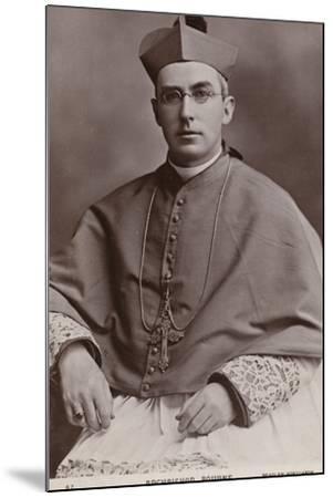 Archbishop Francis Bourne--Mounted Photographic Print