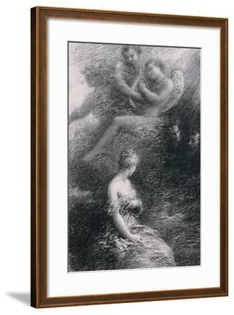 The Damnation of Faust--Framed Giclee Print
