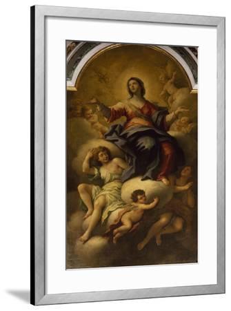 The Assumption of the Virgin--Framed Giclee Print