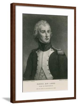 Marshal Jean Lannes--Framed Giclee Print