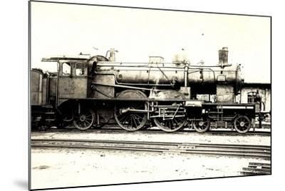 Foto Deutsche Schnelllok S7 716, Tender--Mounted Giclee Print