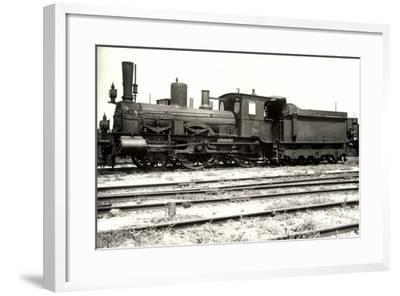 Foto Deutsche Dampflok Windsbach Bayern, 1874--Framed Giclee Print