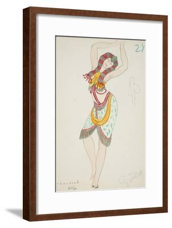 Tancosno, 1928--Framed Giclee Print