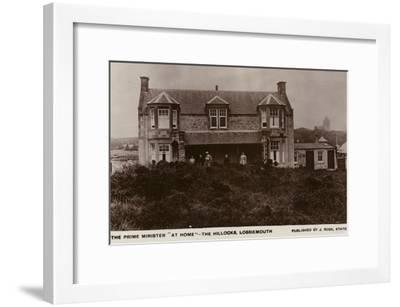 The Hillocks, Lossiemouth--Framed Photographic Print