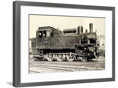 Foto Deutsche Güterlok Nr. 92 947 Preußen--Framed Giclee Print