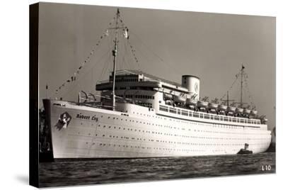Kdf Elektroschiff Robert Ley, Beiboote, 1939--Stretched Canvas Print