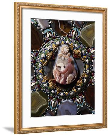 Cameo of Diana the Huntress-Alessandro Masnago-Framed Giclee Print