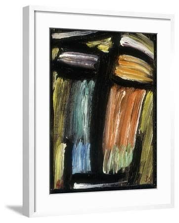Meditation, 1936-Alexej Von Jawlensky-Framed Giclee Print