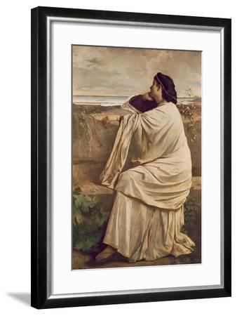 Iphigenia-Anselm Feuerbach-Framed Giclee Print