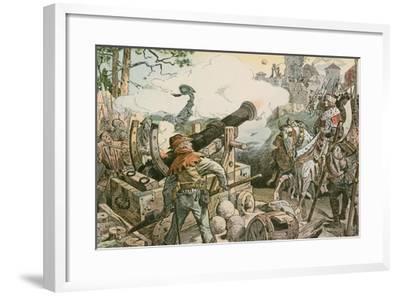 Frederick I-Carl Rohling-Framed Giclee Print