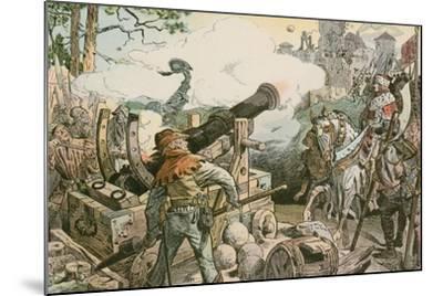 Frederick I-Carl Rohling-Mounted Giclee Print