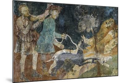 Hunting Scenes, 1292- Azzo of Masetto-Mounted Giclee Print