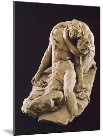 Venus and Adonis-Antonio Canova-Mounted Giclee Print