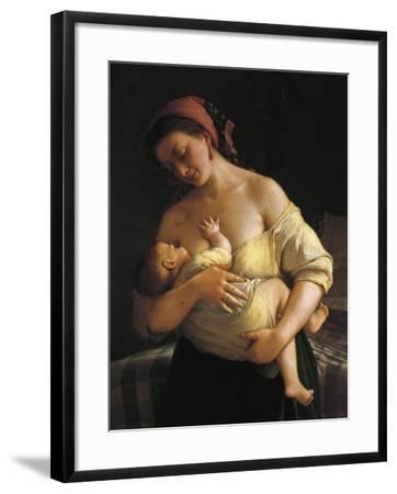 Suckling-Cletofonte Preti-Framed Giclee Print