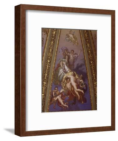 Fresco Cycle of Saints' Triumphs-Enrico Scuri-Framed Giclee Print