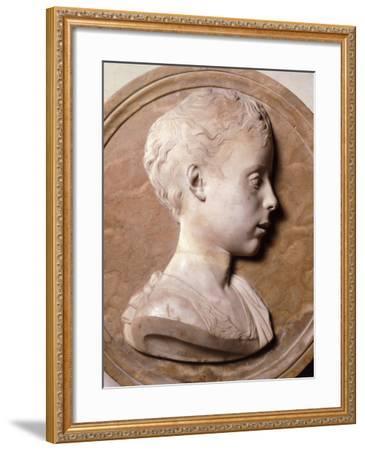 St John Baptist-Desiderio Da Settignano-Framed Giclee Print