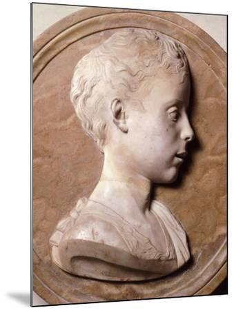 St John Baptist-Desiderio Da Settignano-Mounted Giclee Print