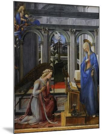 Fra' Filippo Lippi-Fra Filippo Lippi-Mounted Giclee Print