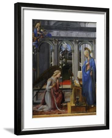 Fra' Filippo Lippi-Fra Filippo Lippi-Framed Giclee Print