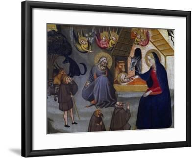 Nativity-Giovanni del Biondo-Framed Giclee Print
