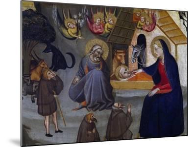 Nativity-Giovanni del Biondo-Mounted Giclee Print