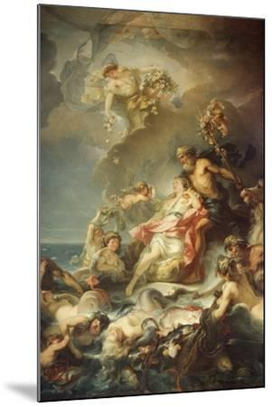 Allegory of Fisher-Gabriel Francois Doyen-Mounted Giclee Print