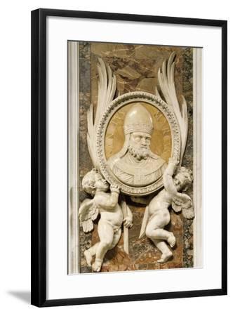 San Marco, Relief-Gian Lorenzo Bernini-Framed Giclee Print