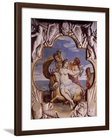 Mythology, 1695-Ferdinando Galli Bibiena-Framed Giclee Print