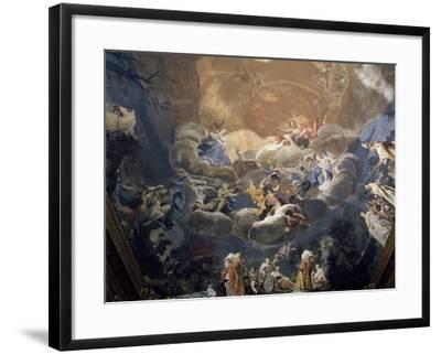Olympus, 1690-1700-Giuseppe Maria Crespi-Framed Giclee Print