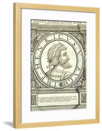 Henricus V-Hans Rudolf Manuel Deutsch-Framed Giclee Print