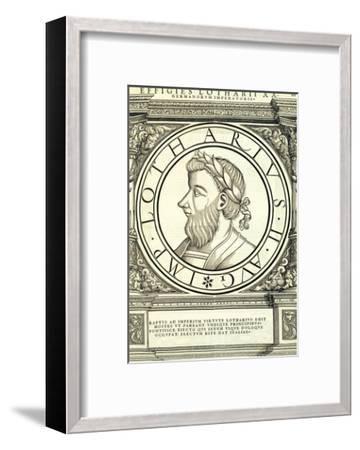 Lotharius-Hans Rudolf Manuel Deutsch-Framed Premium Giclee Print
