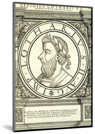 Lotharius-Hans Rudolf Manuel Deutsch-Mounted Premium Giclee Print