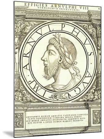 Arnulphus-Hans Rudolf Manuel Deutsch-Mounted Giclee Print