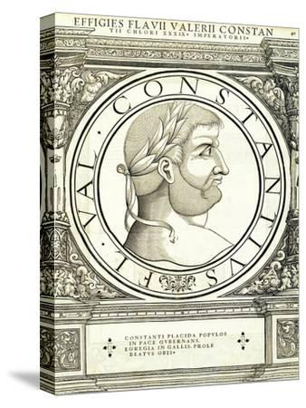 Constantius Chlorus-Hans Rudolf Manuel Deutsch-Stretched Canvas Print