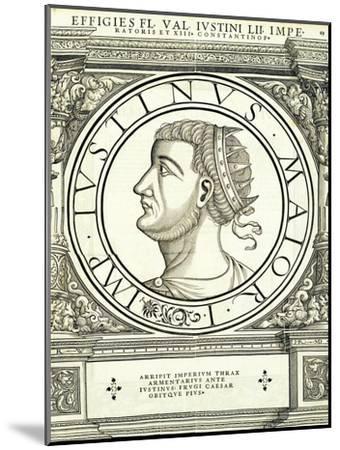 Iustinus-Hans Rudolf Manuel Deutsch-Mounted Premium Giclee Print