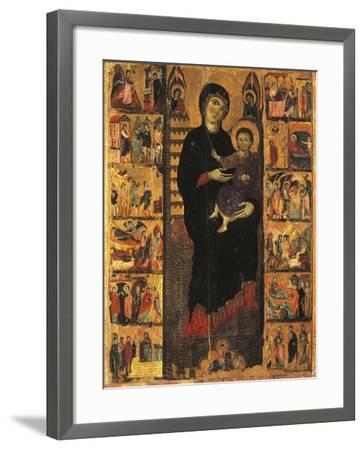 Majesty-Guido da Siena-Framed Giclee Print