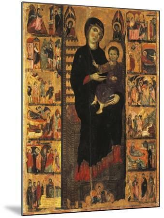 Majesty-Guido da Siena-Mounted Giclee Print