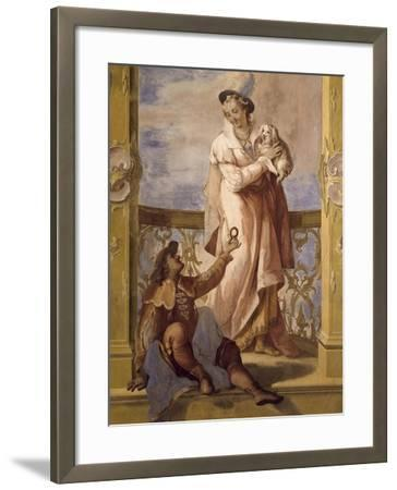 Fresco-Jacopo Guarana-Framed Giclee Print