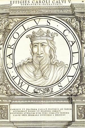 Carolus Caluus-Hans Rudolf Manuel Deutsch-Stretched Canvas Print