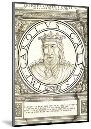 Carolus Caluus-Hans Rudolf Manuel Deutsch-Mounted Premium Giclee Print