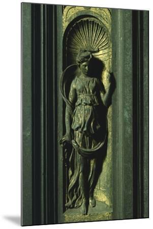 Prophetess, Panel-Lorenzo Ghiberti-Mounted Giclee Print