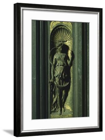 Prophetess, Panel-Lorenzo Ghiberti-Framed Giclee Print