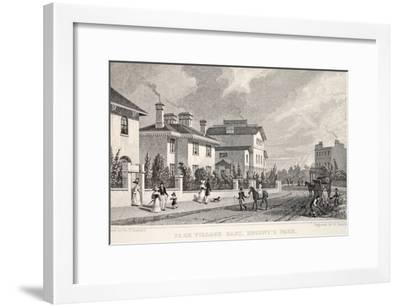 Park Village East-Thomas Hosmer Shepherd-Framed Giclee Print