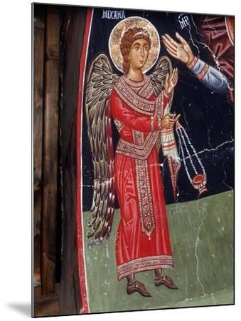 Archangel Michael, 1494-Philippos Goul-Mounted Giclee Print