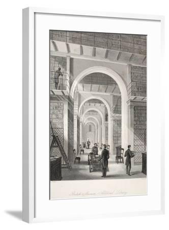 British Museum-Thomas Hosmer Shepherd-Framed Giclee Print