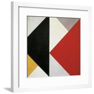 Counter-Composition, 1925-26-Theo Van Doesburg-Framed Giclee Print