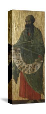 The Prophet Malachi--Stretched Canvas Print