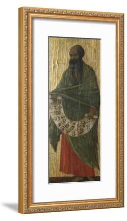 The Prophet Malachi--Framed Giclee Print