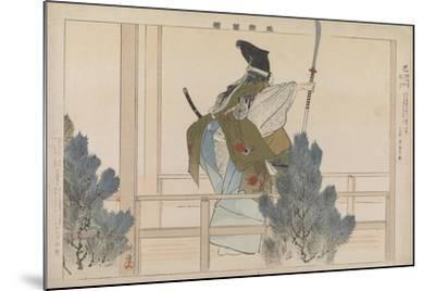 Tomoe, 1901-Tsukioka Kogyo-Mounted Giclee Print