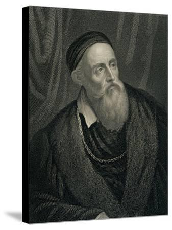 Titian--Stretched Canvas Print